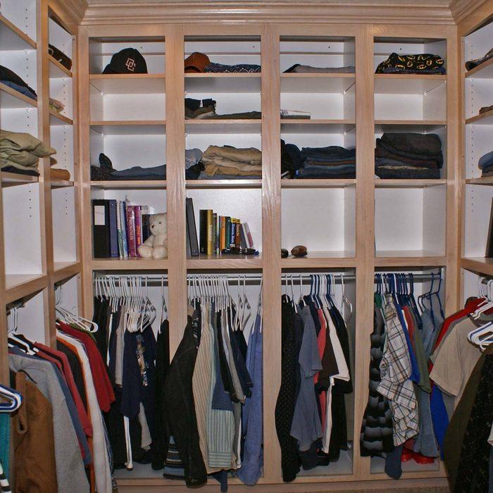 Teenager Closet Design