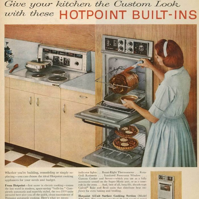 Hotpoint, an early adapter