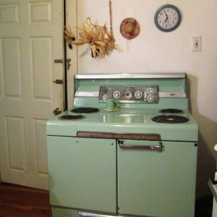Lean, Green cooking machine