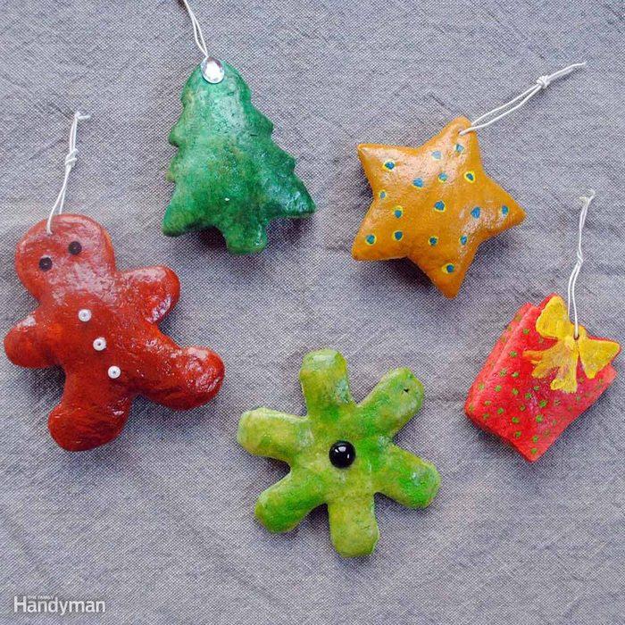 Create Christmas Ornaments