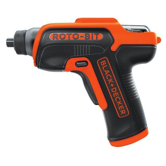 Powered screwdriver