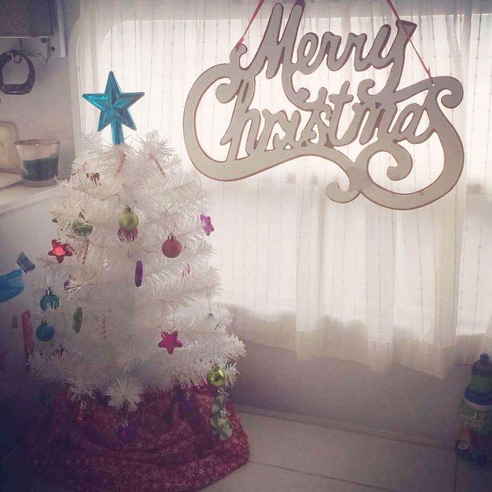 Dressed up Christmas Tree