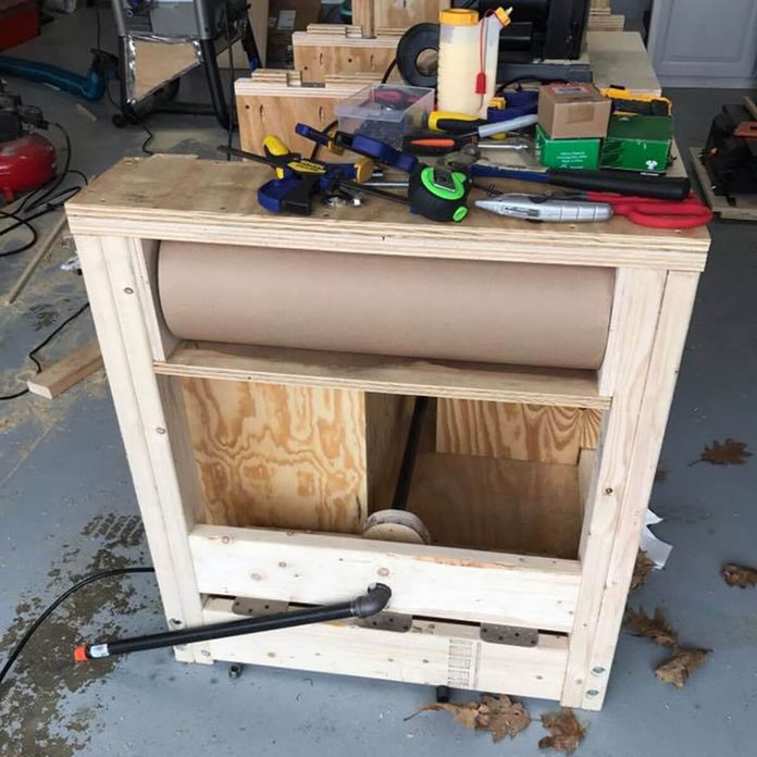 kreg clamping system for workbench