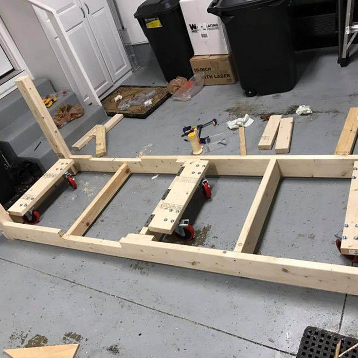 workbench base