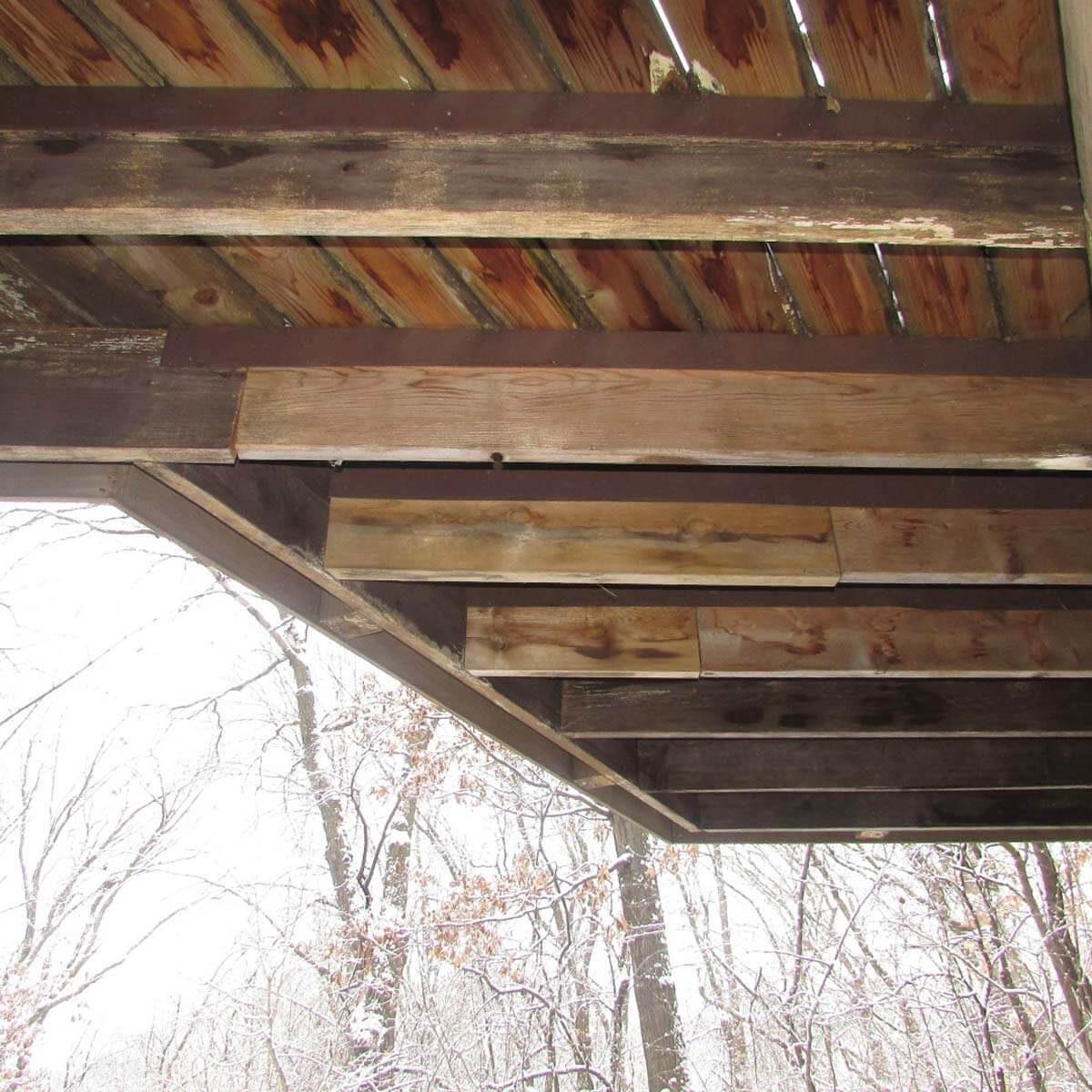 Framing with scrap lumber