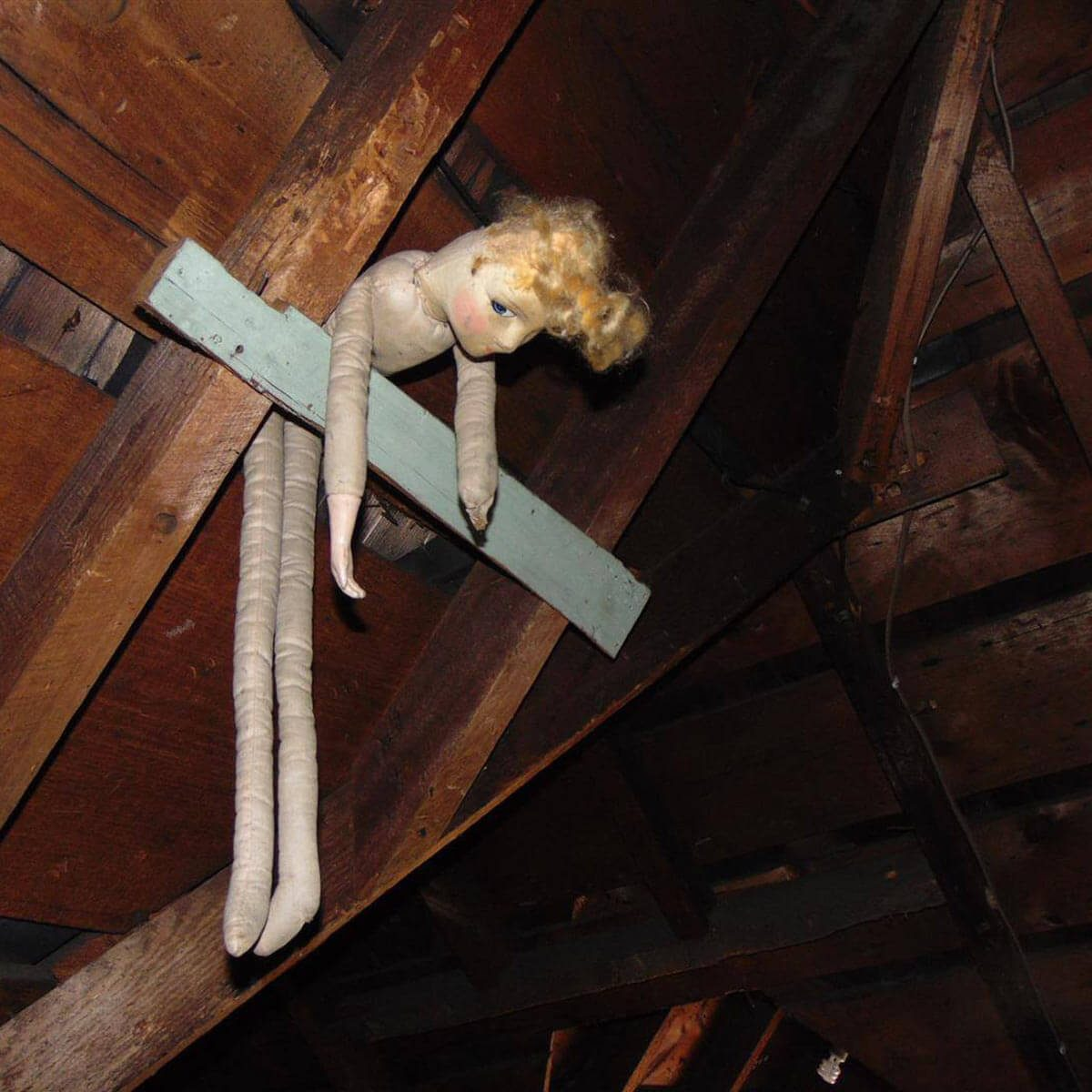 Doll-in-Attic