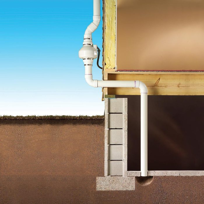 DIY Radon Reduction
