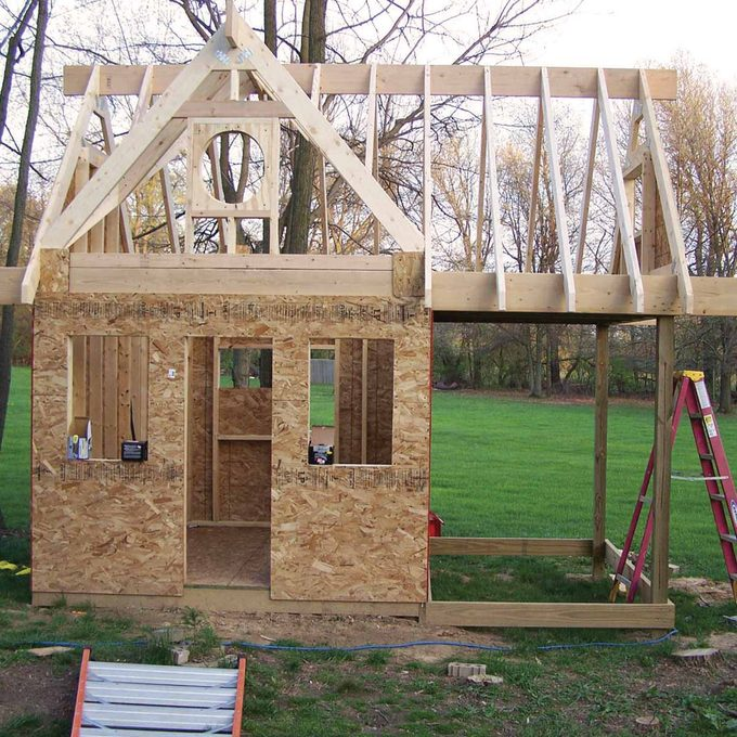 Playhouse structure
