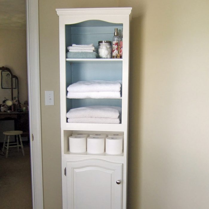 New Use for Old Cabinets