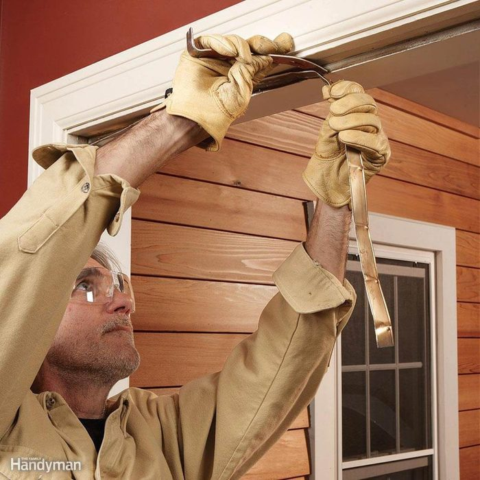 How to Keep House Warm: Weatherstripping