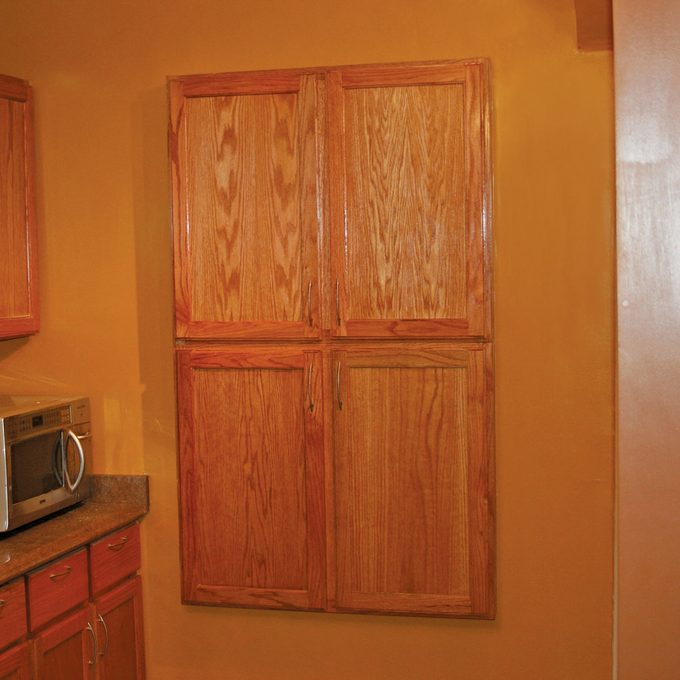 Shallow Wall Kitchen Cabinet