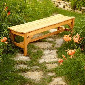 how to build a chair bench from wood