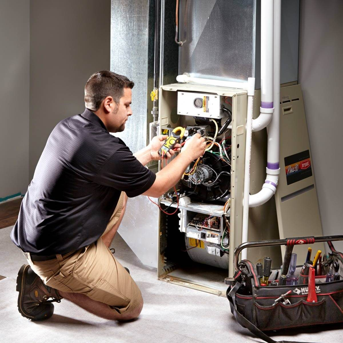 Service Your Furnace