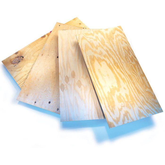 Know Plywood Grades