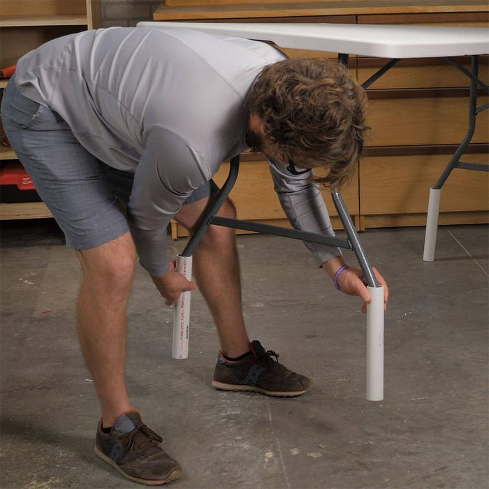 Taller Table Hack
