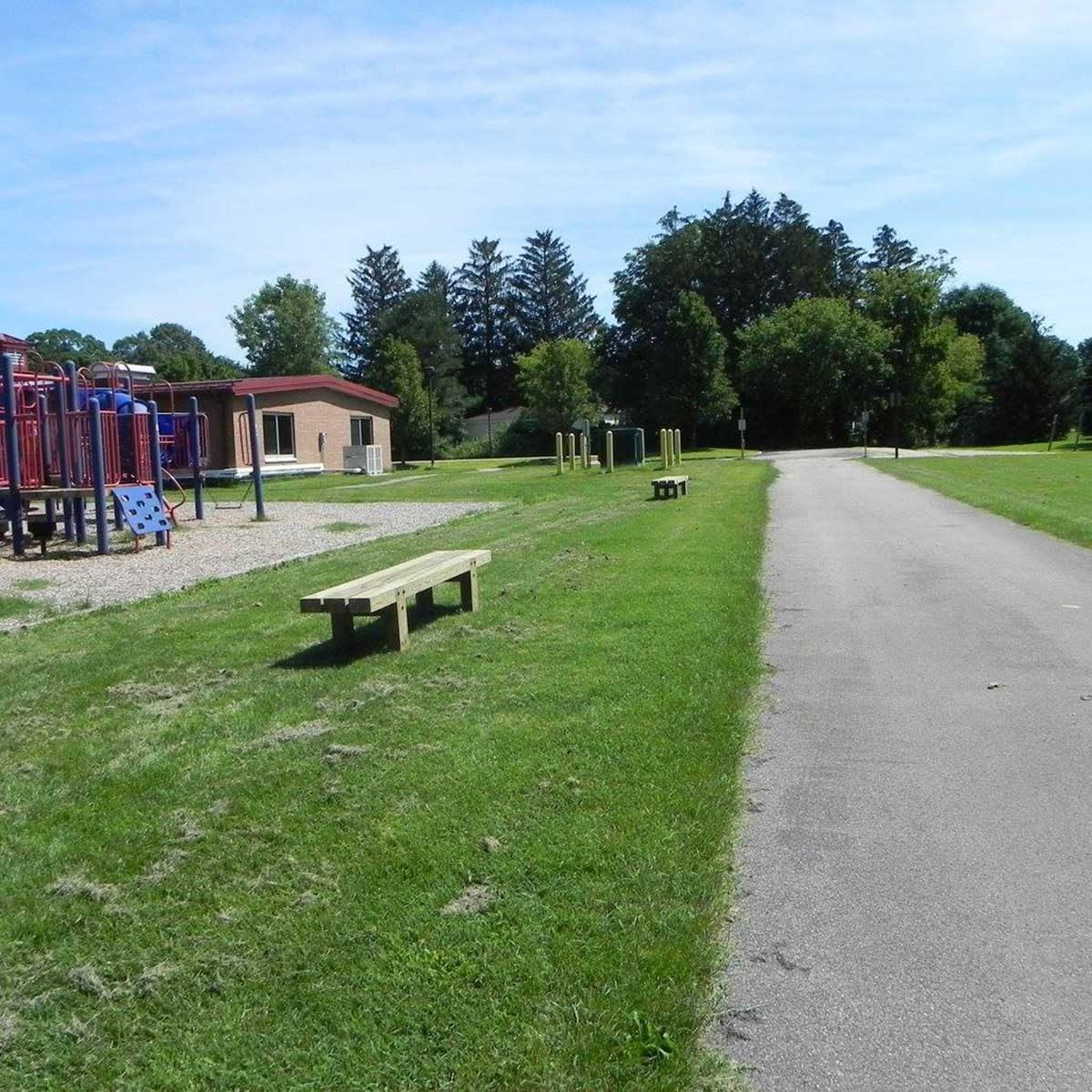 eagle scout project park bench