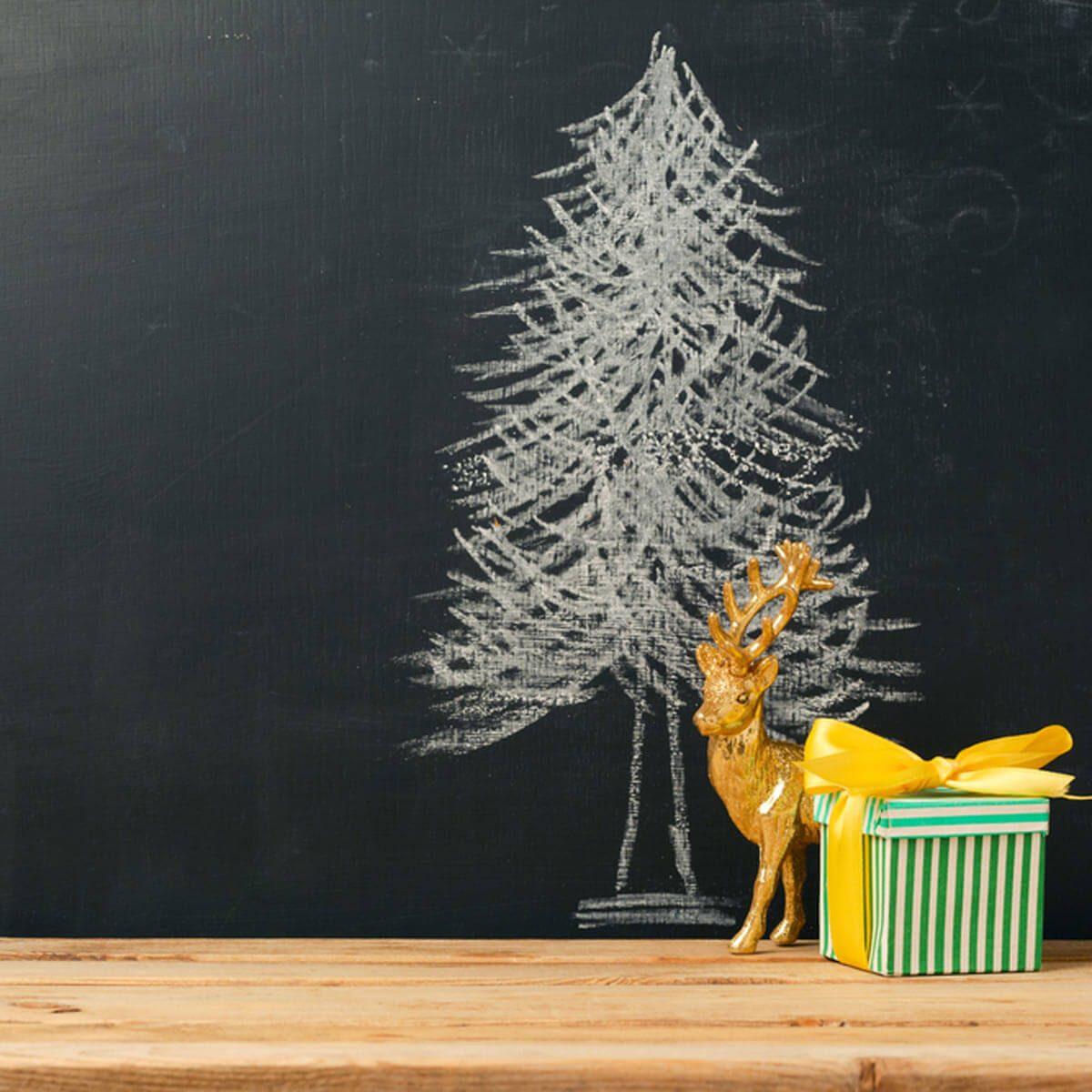 chalkboard christmas tree _314860277_11