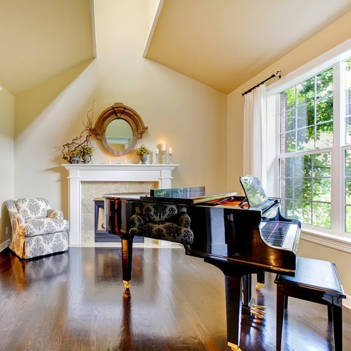 cream_88544248 paint ideas for living room piano