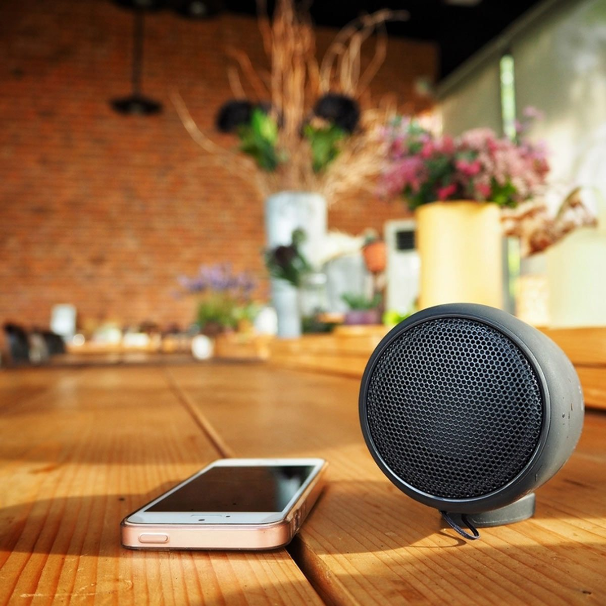 dfh12_shutterstock_675662026 phone bluetooth speaker
