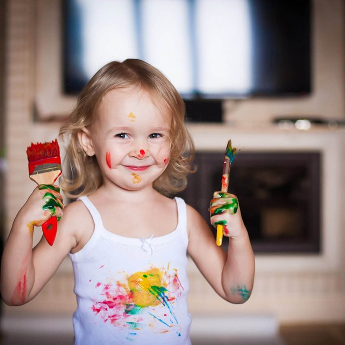 Washable Kid's Paint