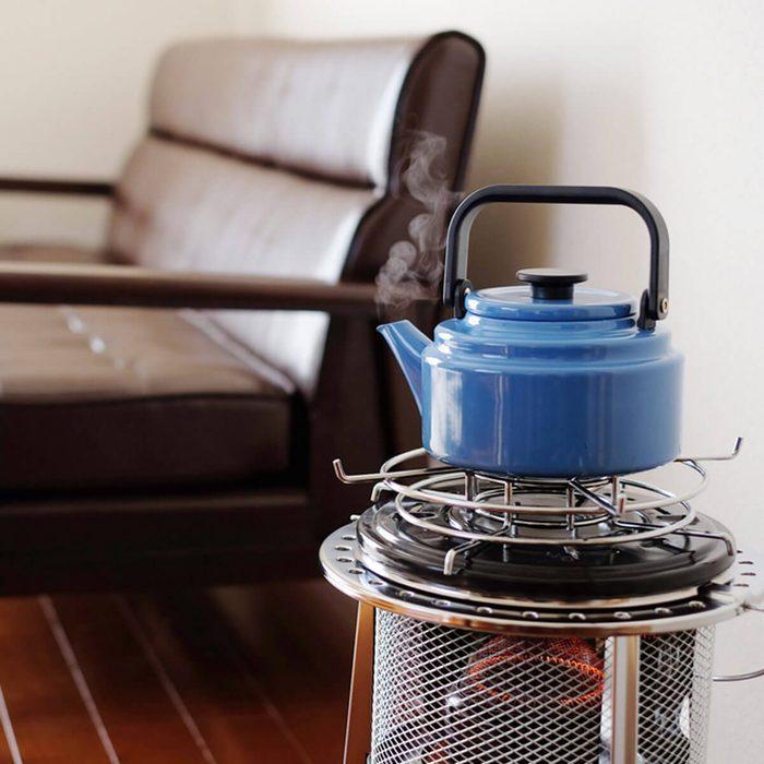 Fire Up a Kerosene Heater