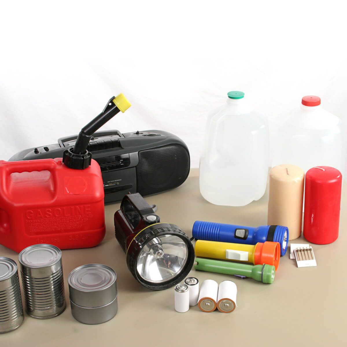 Make a Winter Storm Supplies Checklist and Stock Up