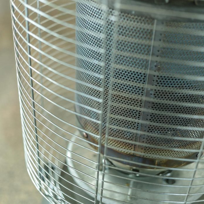 "Use a ""Catalytic"" Gas Heater"