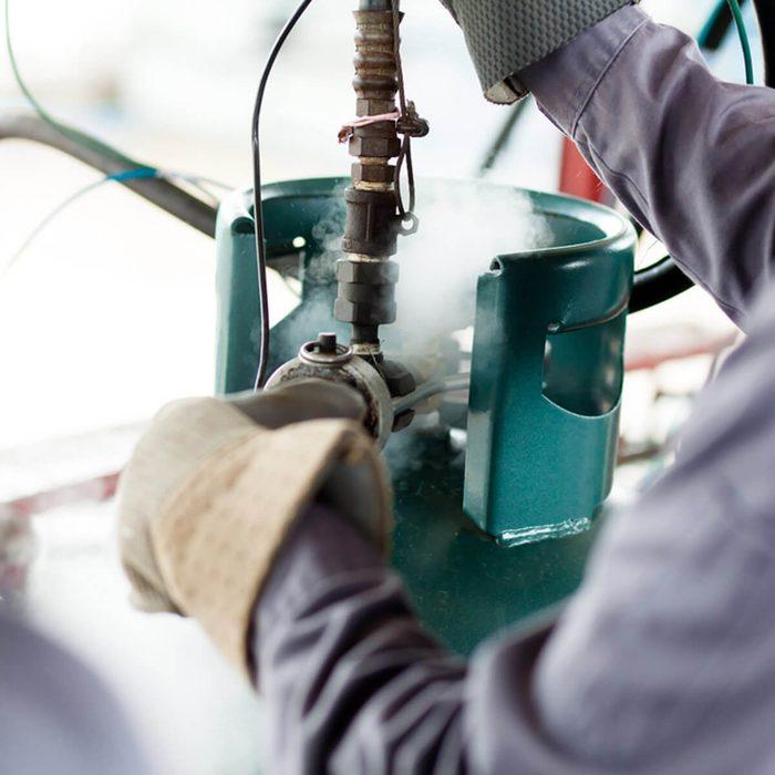 Buy New Heating Fuel If Necessary