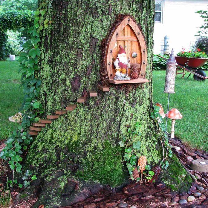 Gnome Home Fairy Garden