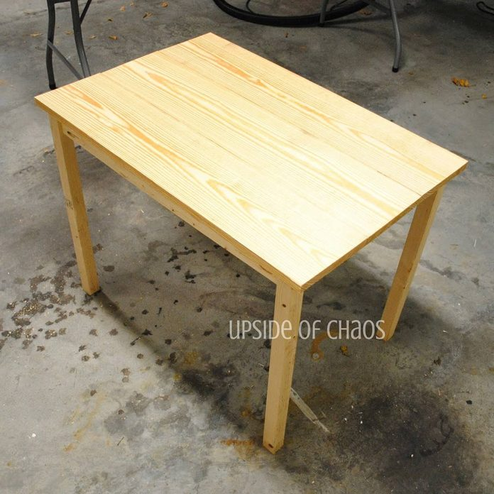 Quickie Kids' Table