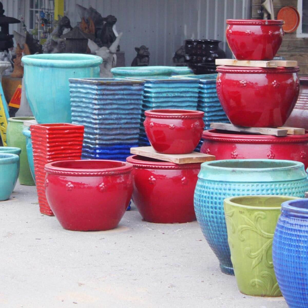 flower planter_124432603_01 flower pots