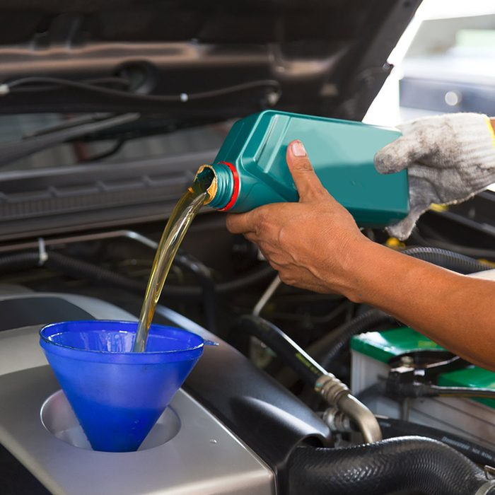 """""""While I'm at it, might as well change my coolant fluid and air filters when getting my oil changed."""""""