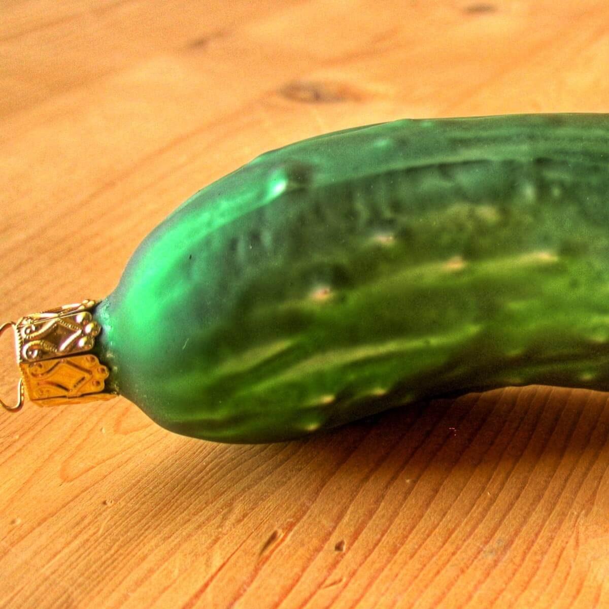 garden cucumber ornament _18