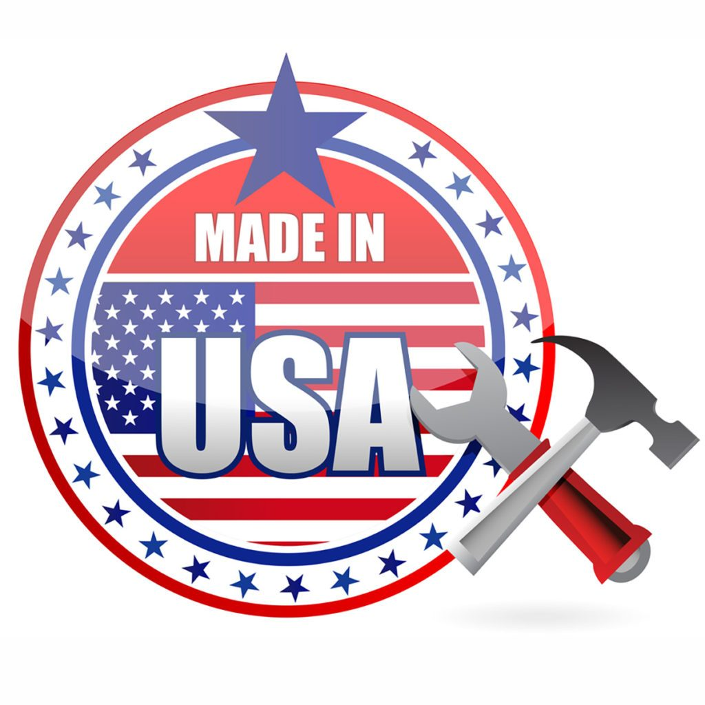 Made in the USA logo | Construction Pro Tips