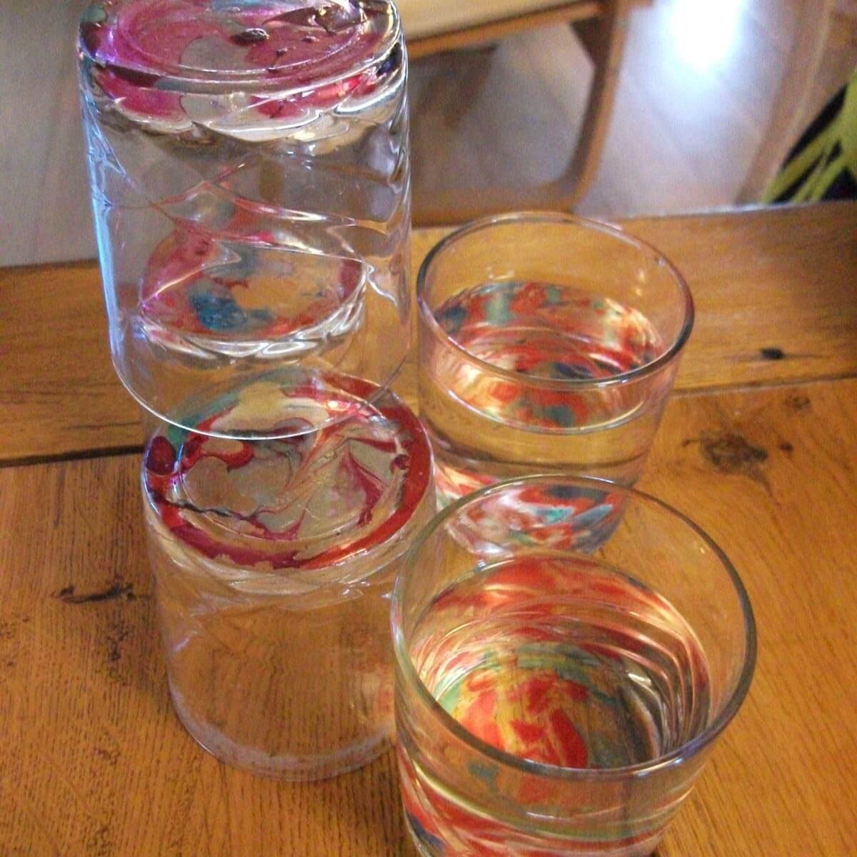 Colorful Glasses
