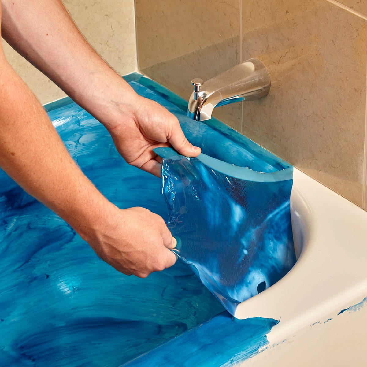 tub protection
