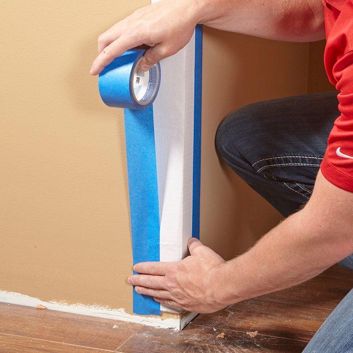 wall corner protection