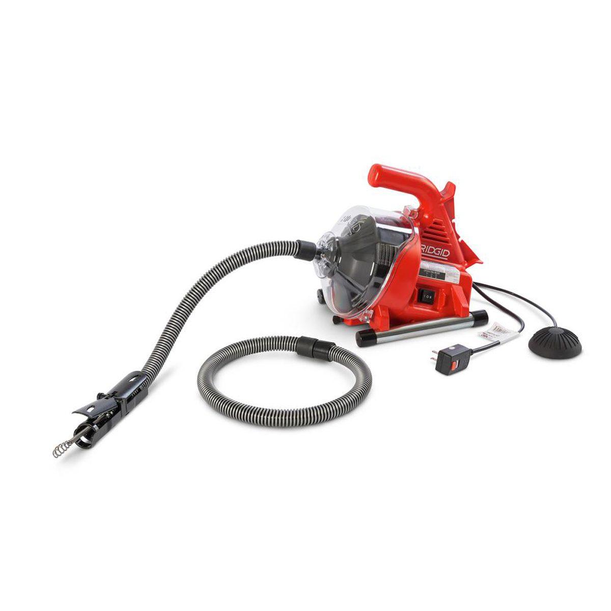 Ridgid PowerClear™ Drain Cleaner