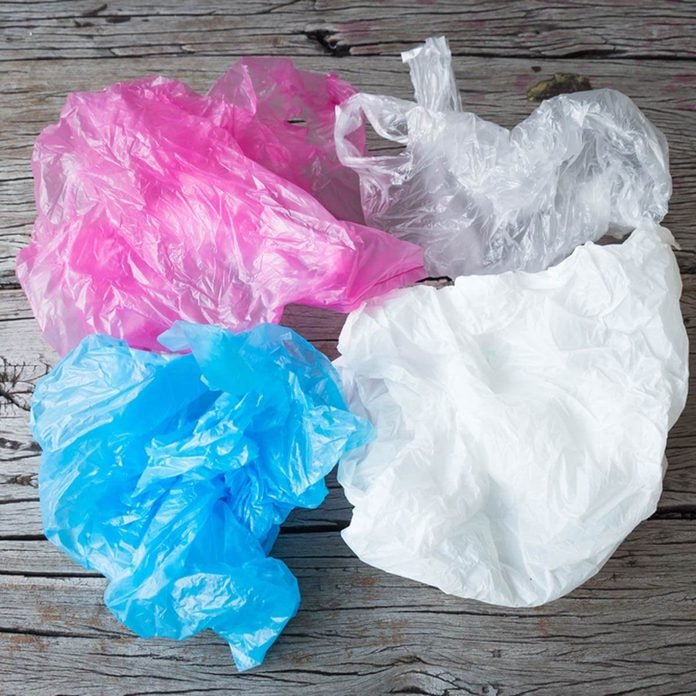 Plastic Bags are Recyclable Just Don't Put Them in the Bin
