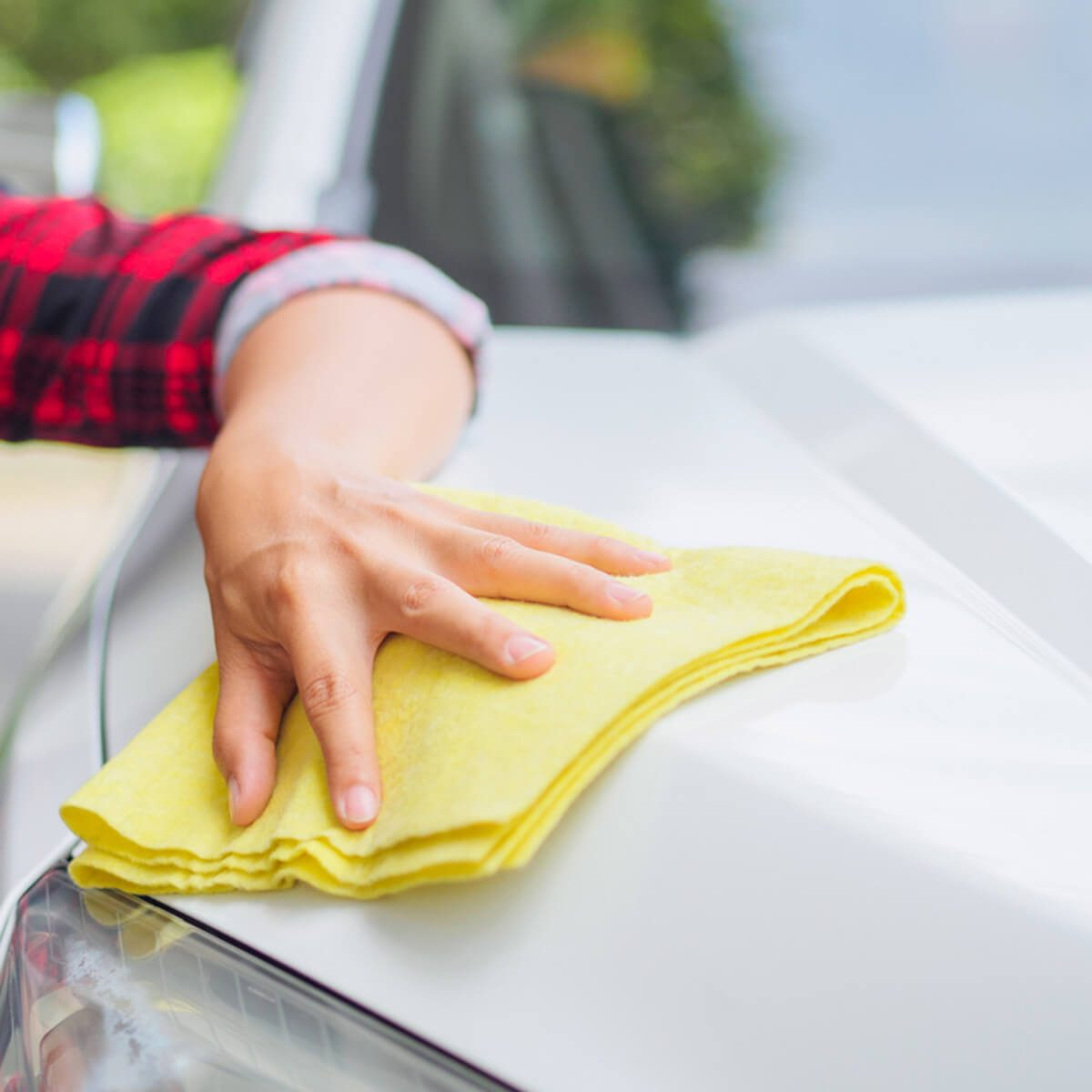 car paint smudge WD-40 wd 40 uses on cars