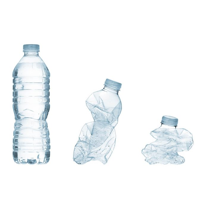 Crush Plastic Bottles