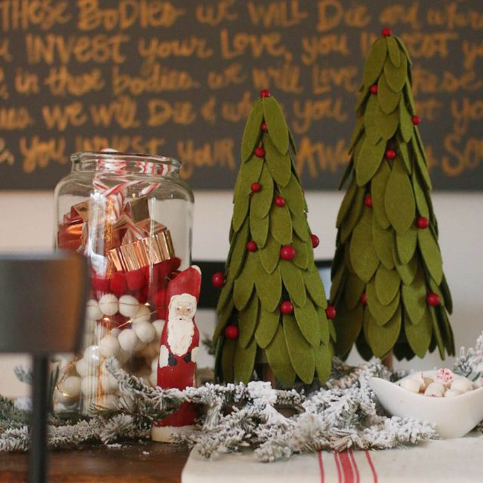 Festive in Small Spaces