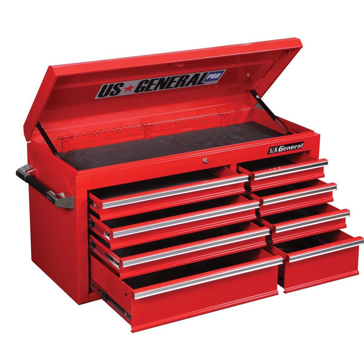 DIYers tool box harbor freight