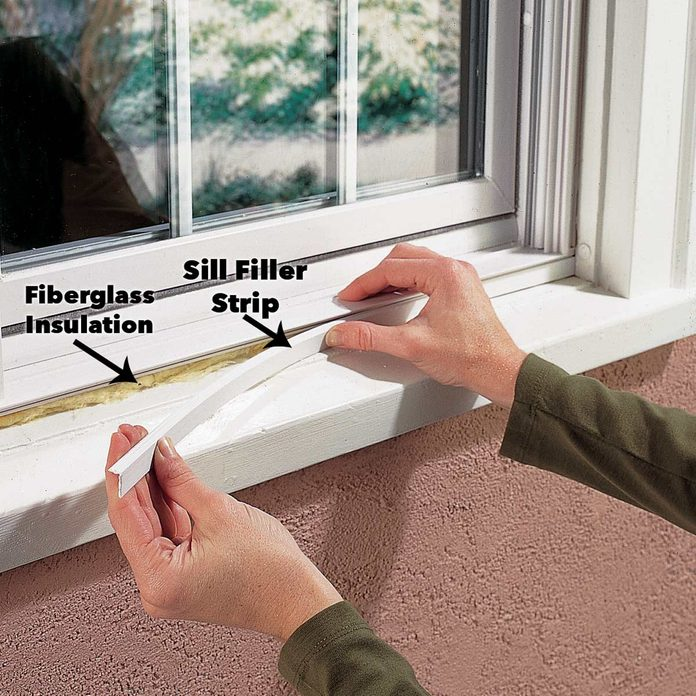 insulate window replacement