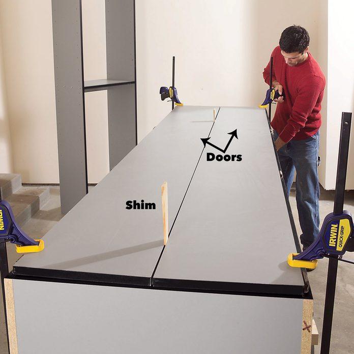 shim doors