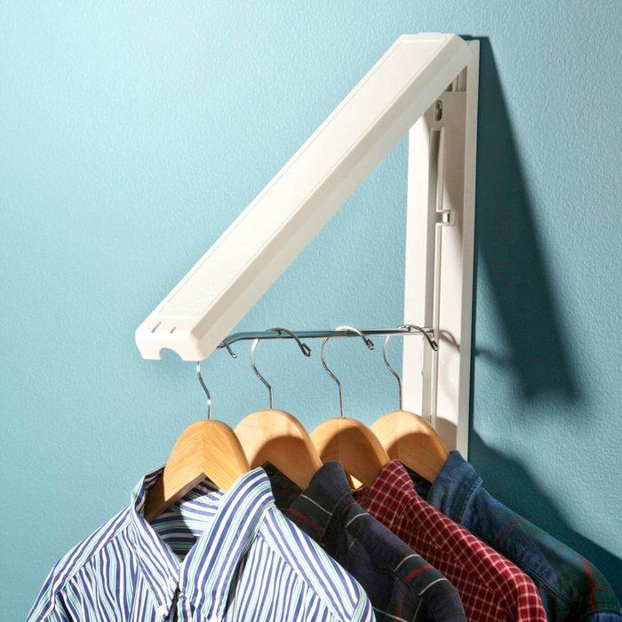 Single Folding Hanger Rod