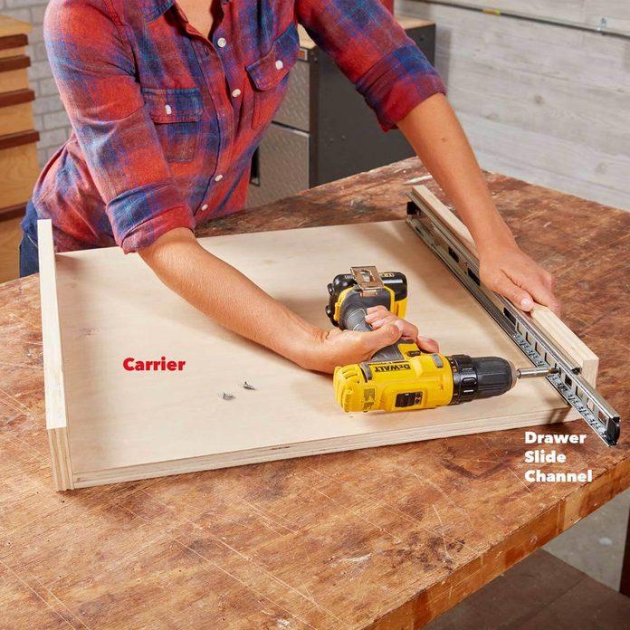 FH18DJF_583_55_017 carrier drawer slide channel