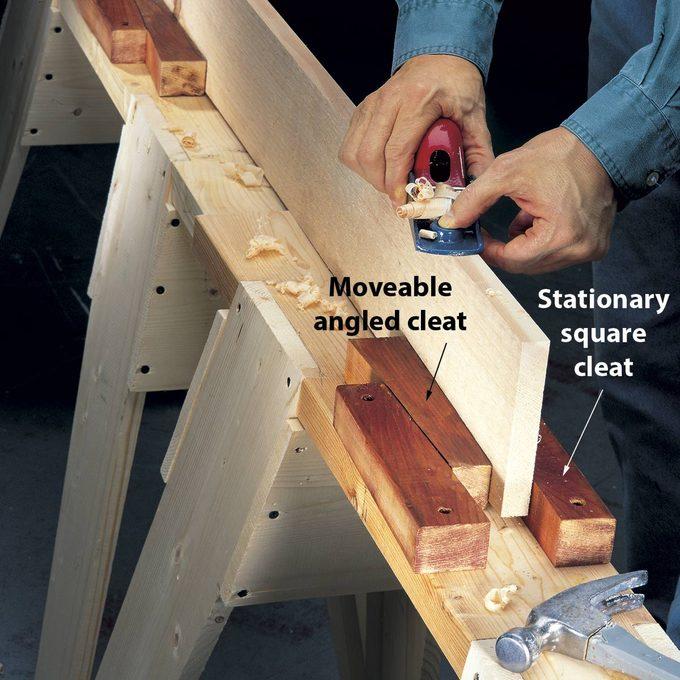 inexpensive wood vise