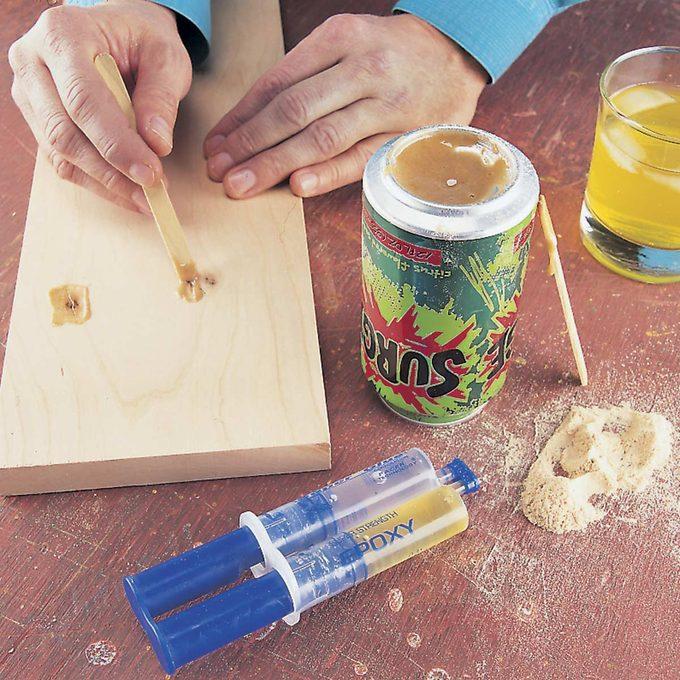 epoxy wood filler