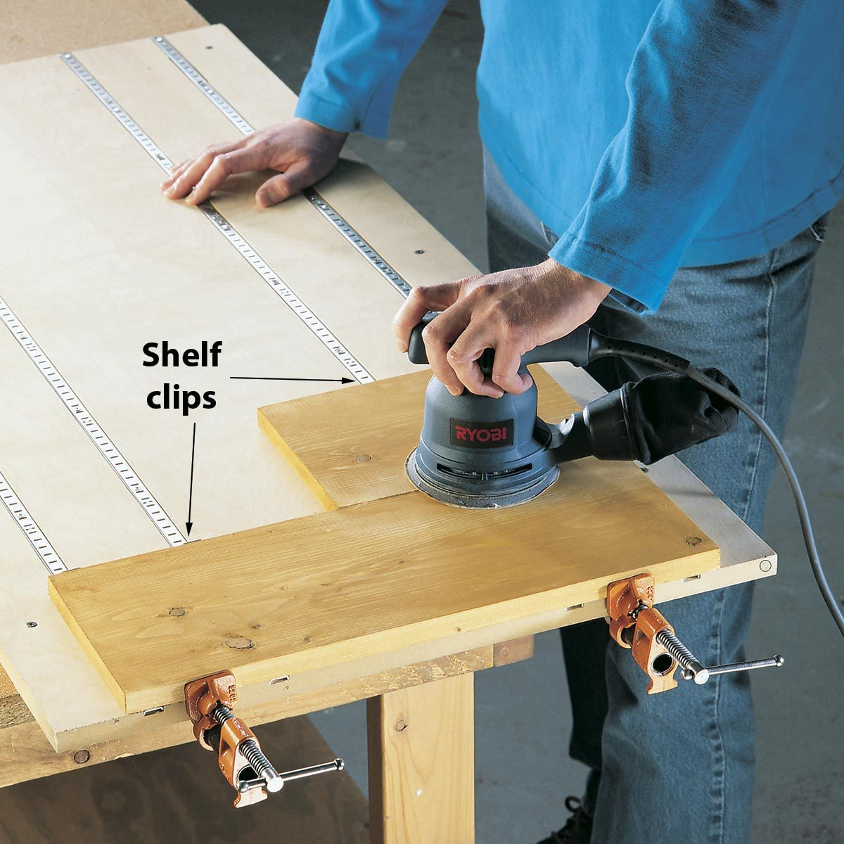 bench dogs workshop tip